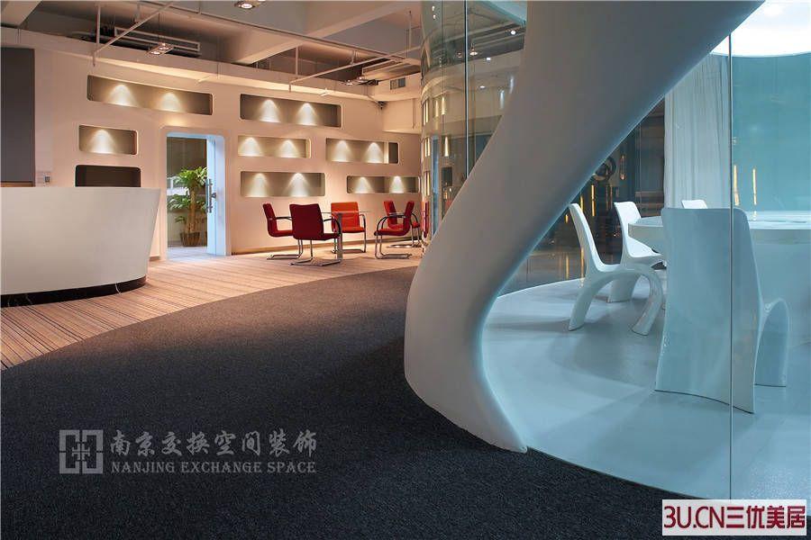 南京辦公裝修