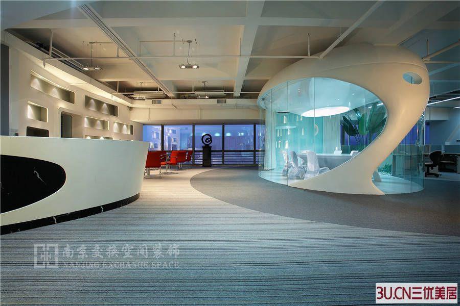 南京辦公室裝修設計