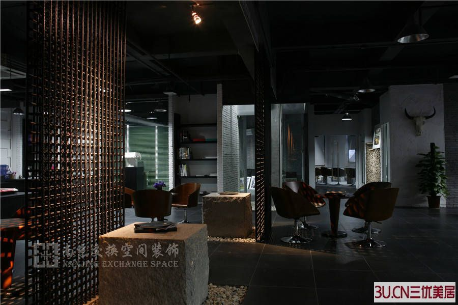 南京办公室装修设计